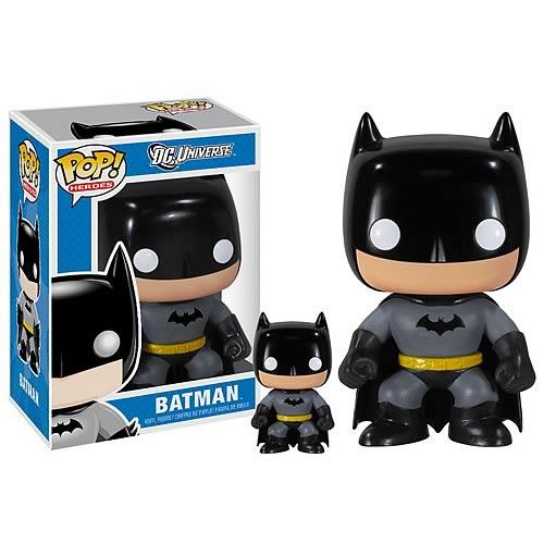 Funko Pop! Jumbo 9 Batman Black Suit