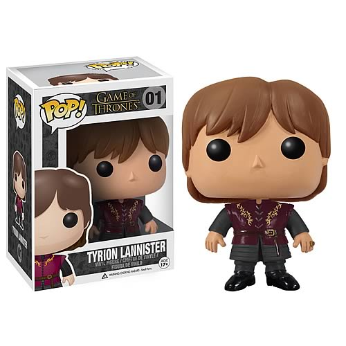 Funko Pop! TV 01: Game of Thrones - Tyrion Lannister