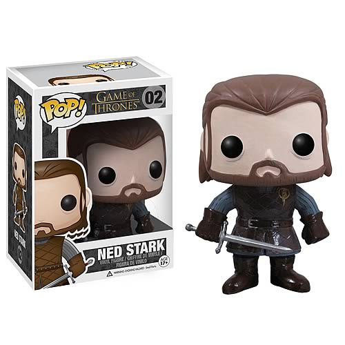 Funko Pop! Game of Thrones 02: Game of Thrones - Ned Stark