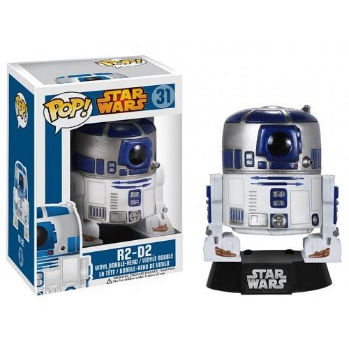 Funko Pop! Star Wars 31: R2-D2