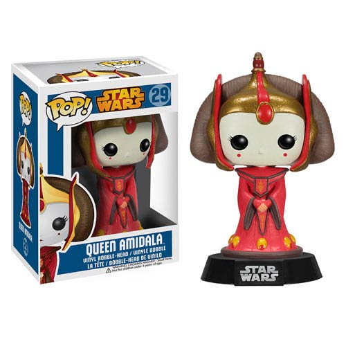 Funko Pop! Star Wars 29: Queen Amidala