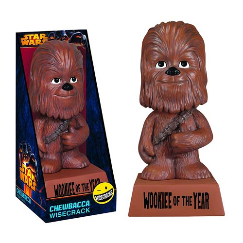 Wisecracks – Star Wars: Chewbacca: Wookie of the Year