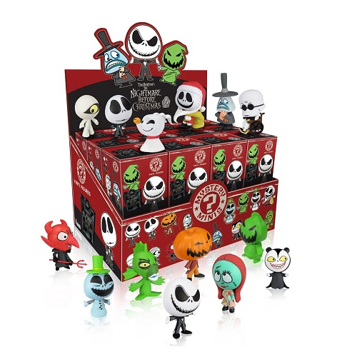 Mini Figures: Nightmare Before Christmas