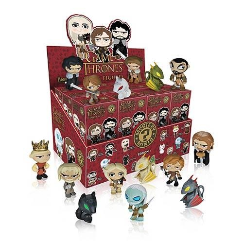 Mini Figures: Game of Thrones S1