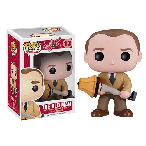 Funko Pop! Holidays 13: The Old Man with Lamp