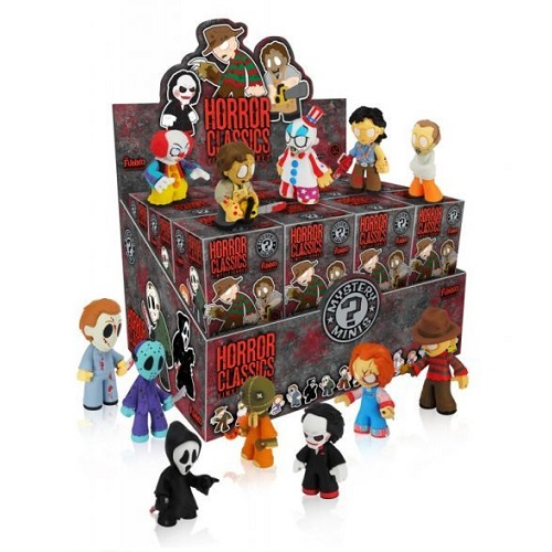 Mini Figures: Horror (Classics)