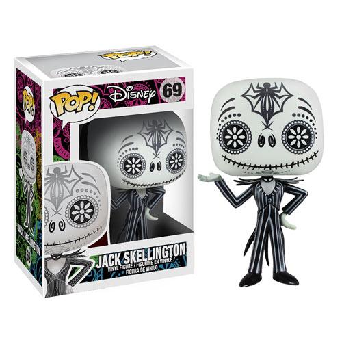 Funko Pop! Disney 69: Nightmare Before Christmas - Jack Skellington Day of Dead