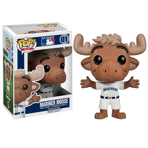 Funko Pop! MLB 01: Mariner Moose