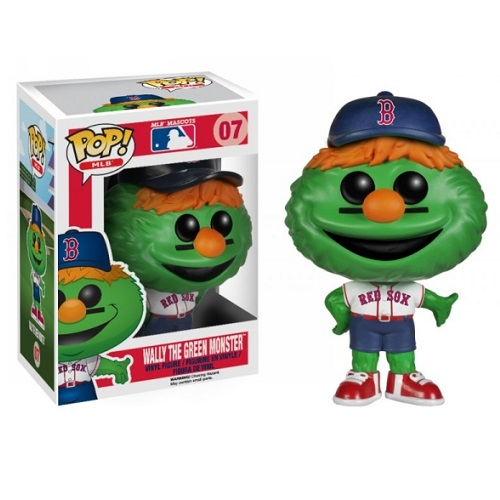 Funko Pop! MLB 07: Wally The Green Monster