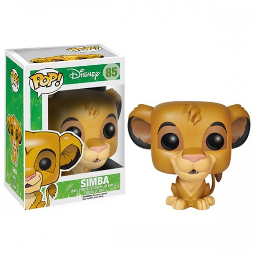 Funko Pop! Disney 85: Lion King - Simba