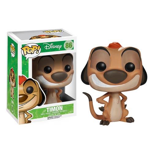 Funko Pop! Disney 86: Lion King – Timon