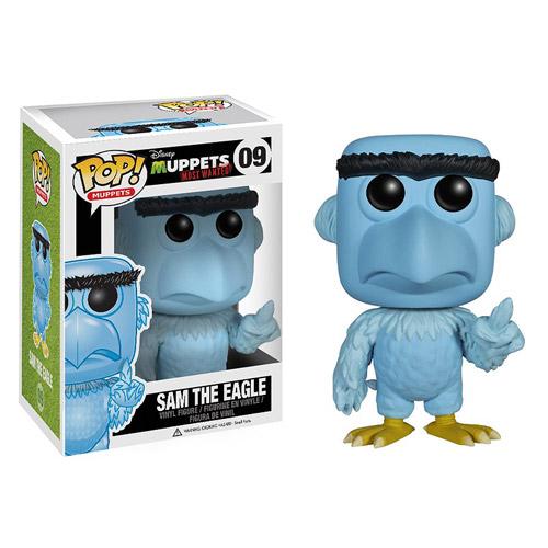 Funko Pop! Muppets 09: Sam the Eagle