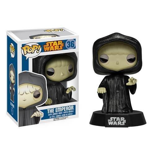Funko Pop! Star Wars 36: Emperor Palpatine