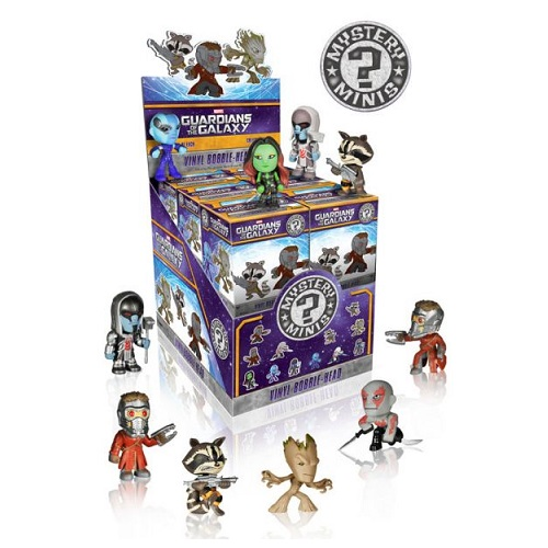 Funko Mini Figures: Guardians of the Galaxy