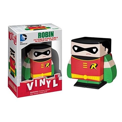 Magnetic Figure Vinyl Cubed: Robin