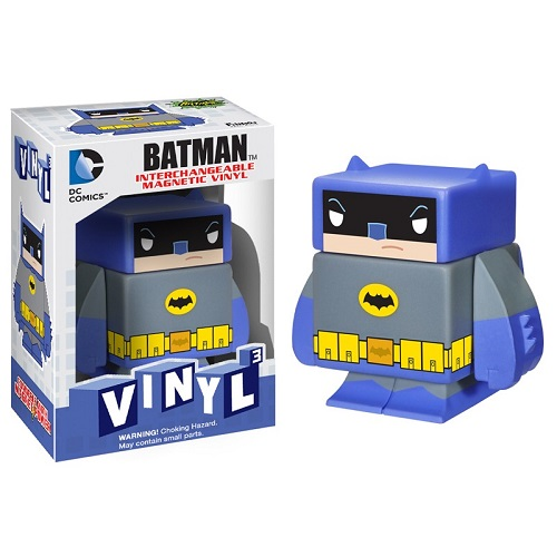 Magnetic Figure Vinyl Cubed: Blue Batman