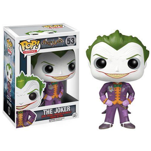 Funko Pop! Heroes 53: Arkham Asylum - The Joker