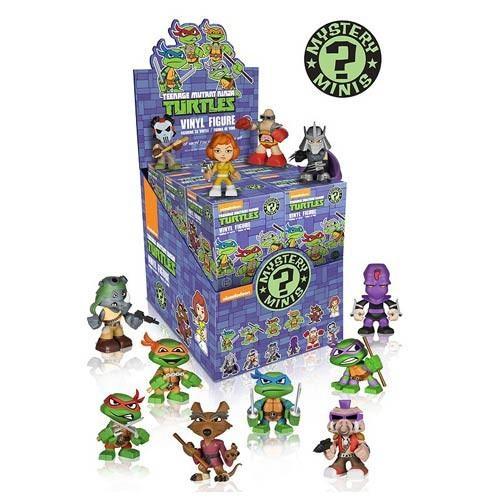 Mini Figures: Teenage Mutant Ninja Turtles