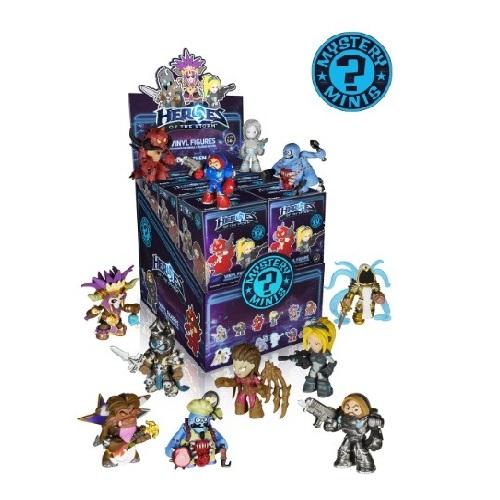 Mini Figures: Blizzard