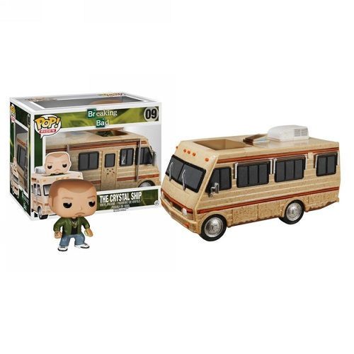 Funko Pop! Rides 09: Breaking Bad – The Crystal Ship