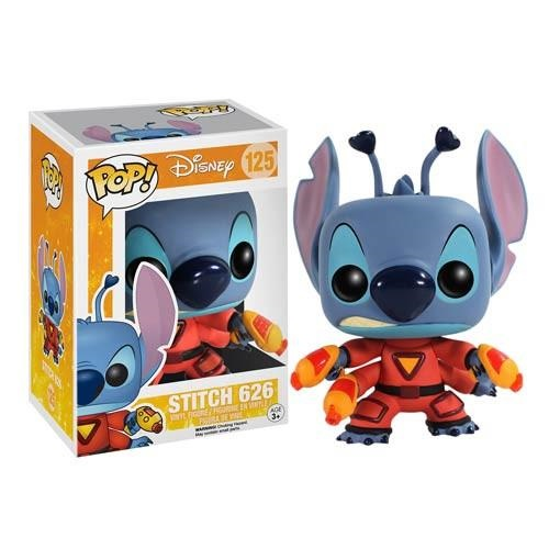 Funko Pop! Disney 125: Stitch Experiment 626