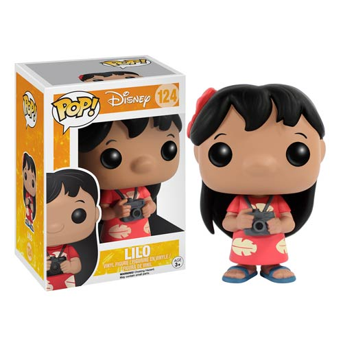 Funko Pop! Disney 124: Lilo & Stitch – Lilo