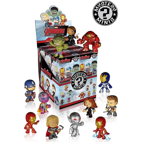Mystery Mini: Avengers Age of Ultron