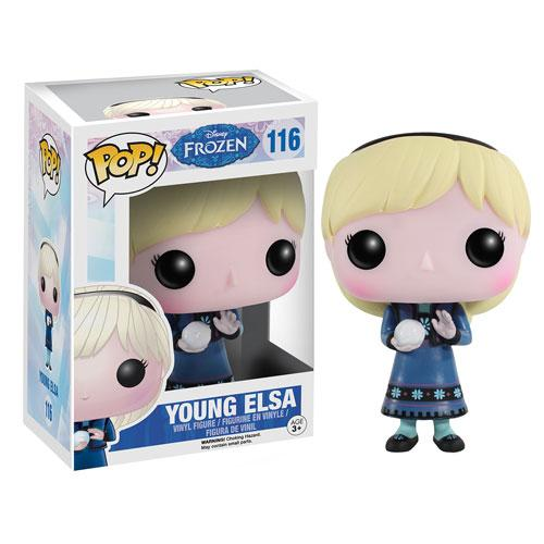 Funko Pop! Disney 116: Frozen – Young Elsa