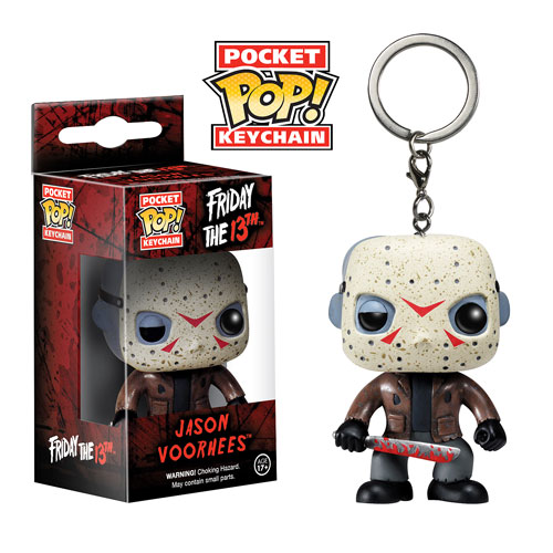 Pocket Pop! Key Chain: Horror - Jason Voorhees