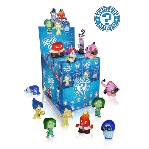 Mini Figures: Inside Out