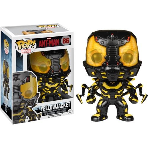 Funko Pop! Marvel 86: Ant-Man – Yellowjacket