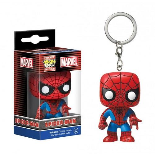 Pocket Pop! Keychain: Marvel - Spider-Man
