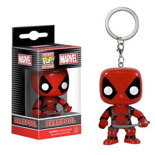 Pocket Pop! Keychain: Marvel - Deadpool