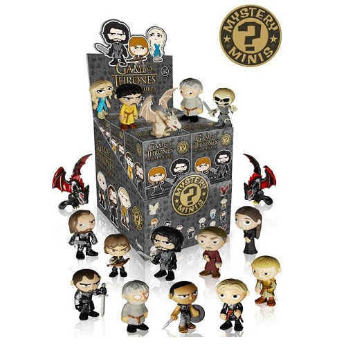 Mini Figures: Game of Thrones S2