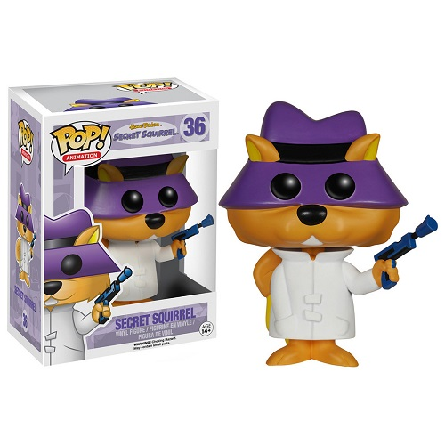 Funko Pop! Animation 36: Hanna-Barbera - Secret Squirrel
