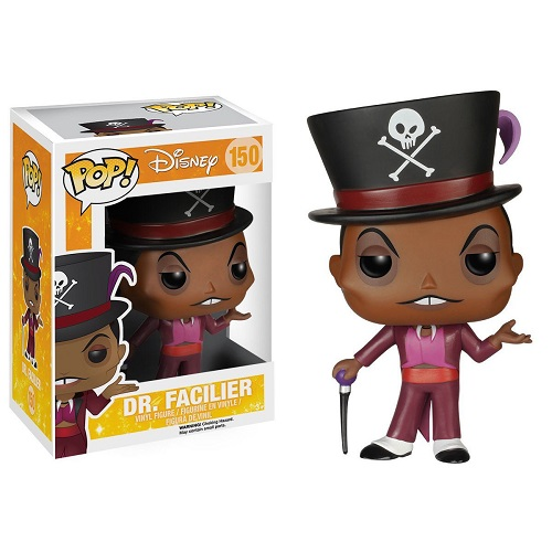 Funko Pop! Disney 150: Princess and the Frog - Dr Facilier