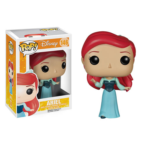 Funko Pop! Disney 146: Ariel Blue Dress