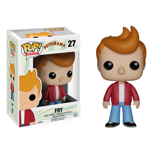 Funko Pop! Animation 27: Futurama - Fry