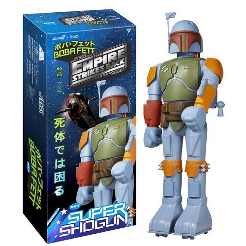 Funko Shop: Super Shogun - Boba Fett [Kenner Version]
