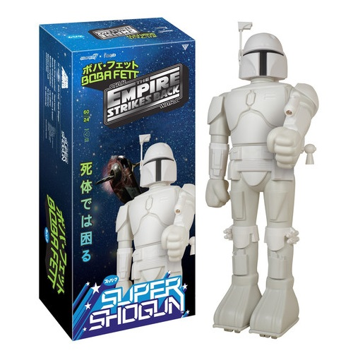 Funko Shop: Super Shogun - Boba Fett [Prototype Version]
