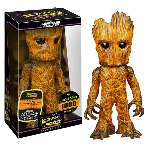 Hikari: Planet X Groot Guardians of the Galaxy
