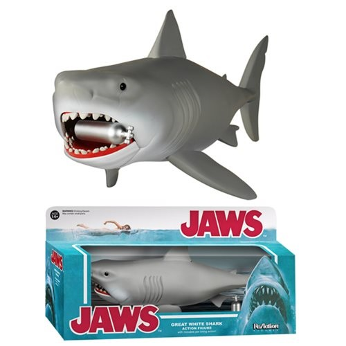 Funko Reaction: Jaws Great White Shark