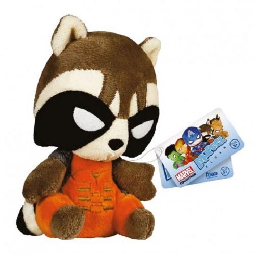 Mopeez: Guardians of the Galaxy – Rocket Raccoon