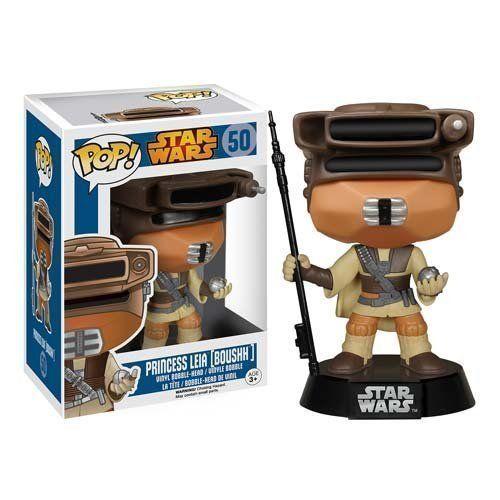 Funko Pop! Star Wars 50: Princess Leia [Boushh]