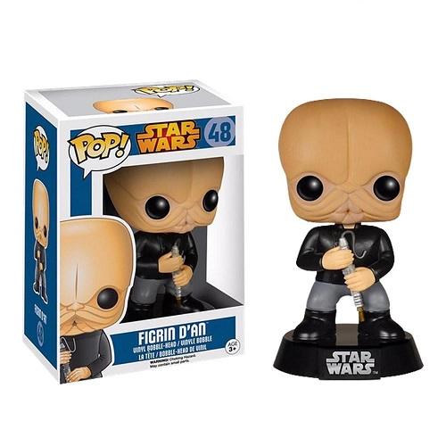Funko Pop! Star Wars 48: Figrin D'an