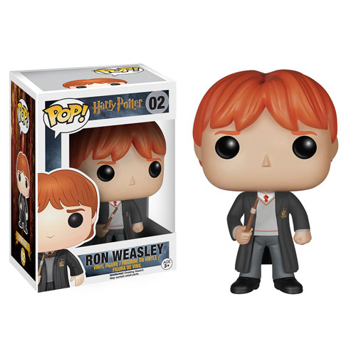 Funko Pop! Harry Potter 02: Ron Weasley