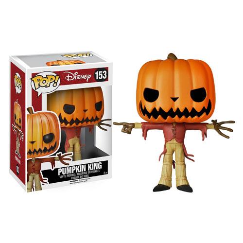 Funko Pop! Disney 153: Nightmare Before Christmas - Pumpkin King Jack