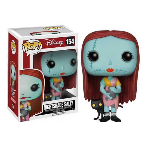 Funko Pop! Disney 154: Nightmare Before Christmas - Nightshade Sally
