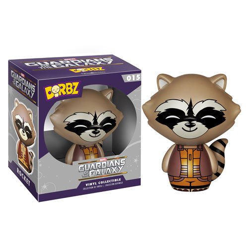 Dorbz 15: Guardians of the Galaxy - Rocket Raccoon