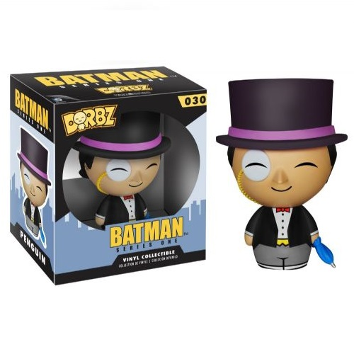Dorbz 30: Batman - Penguin (Vinyl Figure)